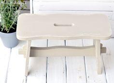 Wood&Crafts - kreatywne malowanie: Kawowe krzesełko