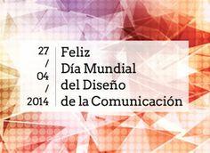 Hoy es el #DíaMundialdelDiseñodelaComunicación y por ello te queremos felicitar (si eres diseñador, claro) y contar cosas sobre este día aldeavillana.com