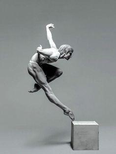 """""""Friedemann Vogel - Principal dancer - Stuttgart Ballet - Baki Photography """" not a sculpture Stuttgart Ballet, Dance Poses, Wow Art, Dance Photography, Art Plastique, Figure Drawing, Drawing Step, Oeuvre D'art, Amazing Art"""