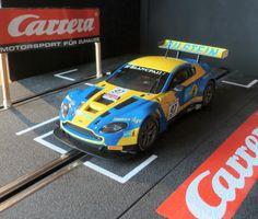 Aston Martin V12 Vantage GT3 AMR Bilstein - Silverstone 2013