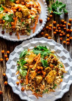 This Indian Cauliflower Fried Rice with Chicken is a must try. Loaded with delicious Indian flavors, you certainly won't miss the carbs!Please visitIndian Cauliflower Fried Rice with Chickenfor full recipes. Indian Cauliflower, Cauliflower Fried Rice, Cauliflower Breadsticks, Cheesy Cauliflower, Cheesy Chicken, Cauliflower Recipes, Tandoori Masala, Jo Cooks, Cooking Recipes