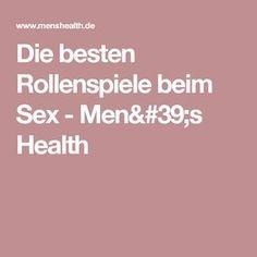 Die besten Rollenspiele beim Sex - Men's Health