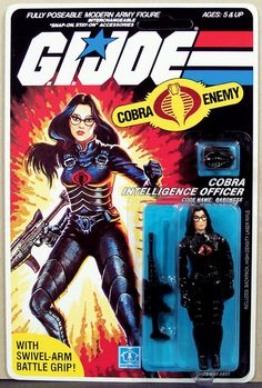 the baroness gi joe vintage