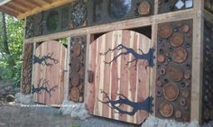 build a timber door - Google Search