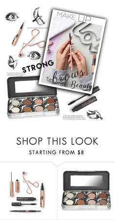 """""""Untitled #1064"""" by makeup-queen-anna ❤ liked on Polyvore featuring beauty and GE"""