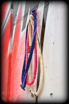 Felt necklaces. photo: https://www.facebook.com/mlp.photoblog