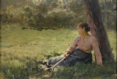 View A lombre by Louis Emile Adan on artnet. Browse upcoming and past auction lots by Louis Emile Adan. Kyffin Williams, Pierre Bonnard, Antique Paint, France, Global Art, Old Art, Woman Painting, French Artists, Types Of Art