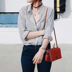 The Right Way To Wear Stripes This Season