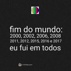 Fechando o dia... #fimdomundo #agentenaoquersocomida #avidaquer @avidaquer por @samegui avidaquer.com.br http://ift.tt/2kvGqPt