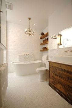 34 beste afbeeldingen van Landelijke badkamers in 2018 - Bathroom ...