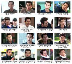 Kim Woo Bin Multiple faces in heirs Jong Suk, Lee Jong, Japanese Drama, Kim Woo Bin, Park Shin Hye, Korean Entertainment, Lovey Dovey, The Heirs, Love And Respect