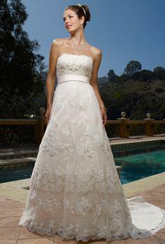 Casablanca Bridal Wedding Dresses | Brides.com