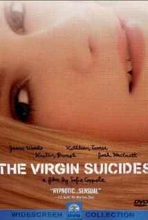 A group of male friends become obsessed with a group of mysterious sisters who are sheltered by their strict, religious parents after one of them commits suicide. {The Virgin Suicides} saw it years ago, but wanna see it again.