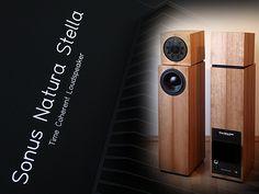 Sonus Natura, Time Coherent Loudspeakers, Zeitrichtige Lautsprecher, Hifi, Highend, Audio, Multimedia,