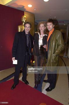 Gedeon Burkhard, Christiane zu Salm, Name auf Wunsch (v.li.n.re.), Deutsches Theater, München, 'Deutscher Videopreis 2002',