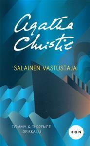 Salainen vastustaja (Pokkari) Agatha Christie      7,50 €  Mikä vain painos käy, uutena tai käytettynä