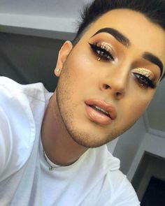This LOOK has me SHOOK! ♡♡ #covergirlmakeup