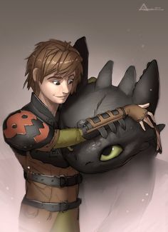 Hmm, I don't really draw males, nor do I draw characters interacting with anything and on top of that this is the first dragon I've drawn without doing . Hiccup and Toothless Jack Frost, Astrid Hiccup, Hiccup And Toothless, Dreamworks Dragons, Disney And Dreamworks, Httyd, Got Dragons, Disney Movies To Watch, Dragon Knight