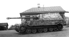 Ferdinand captured by soviet soldiers near Kursk, July 1943