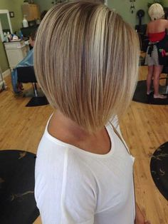 20 New Inverted Bob Hairstyles   Bob Hairstyles 2015 - Short Hairstyles for Women