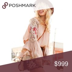 Coming Soon! Bell sleeve floral off shoulder top Should be here Wednesday  Price will be 45    Leave a comment and I will let you know when they arrive! Tops