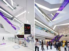 SPARK architects fuzhou wusibei thaihot plaza designboom