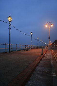 Penarth Esplanade - Cardiff, Wales