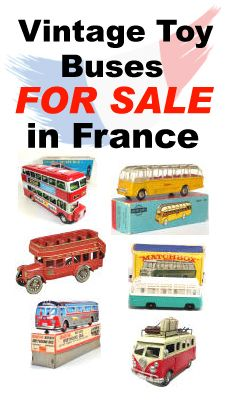 Vintage Toy Buses For Sale in France Vintage Toys For Sale, Buses For Sale, Toy Sale, Old Toys, Sport, Military Vehicles, Baby Items, Corgi, Ebay