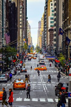Midtown Manhattan, Madison Avenue #NYC
