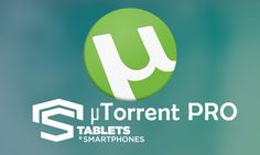 µTorrent PRO v3.24 build 225, µTorrent para Android. Baixe na máximo de velocidade da sua conexão Wi-Fi ou de dados! Suporte ao Android Nougat!