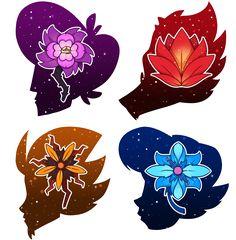 Flowers for All by Misskitkatmadness on DeviantArt Mystery Skulls Comic, Cartoon As Anime, Happy Tree Friends, Flower Skull, Skull Art, Fanart, Cute Art, Art Reference, Fantasy Art