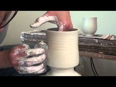 26. Throwing / Designing Mugs / Cups on the Potter's Wheel with Hsin-Chuen Lin