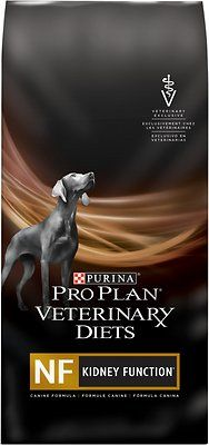 Purina Pro Plan Veterinary Diets Nf Kidney Function Formula Dry Dog Food 34 Lb Bag Chewy Com Purina Pro Plan Prescription Dog Food Dry Dog Food