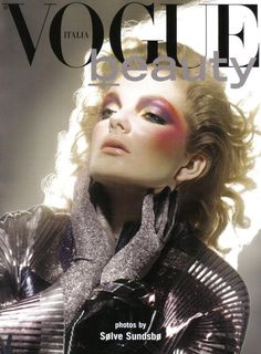 Vogue Italia Beauty April 09 (Vogue Italia)