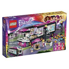 "LEGO Friends - Pop Star Tour Bus (41106) - LEGO - Toys""R""Us"