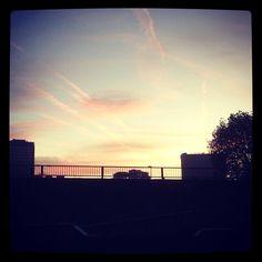 Sunrise Croydon Croydon, South London, Surrey, Sunrise, Celestial, Friends, Outdoor, Design, Outdoors