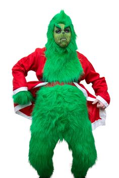 #Adults the grinch costume mens ladies #official fancy dress #christmas xmas outf View more on the LINK //.zeppy.io/product/gb/2/18235481u2026  sc 1 st  Pinterest & Adults the grinch costume mens ladies #official fancy dress ...