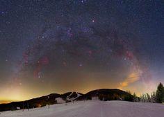 24 January 2017 | Winter Milky Way