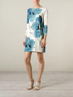 Tory Burch Floral Shift Dress