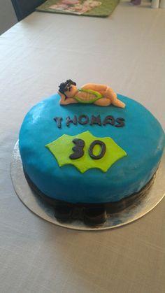 Borat cake