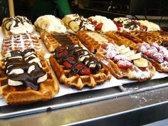 What makes a REAL Belgian waffle? And where in Philly can you find ...