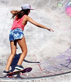 skater girl Surfers Attic thinks its cool.