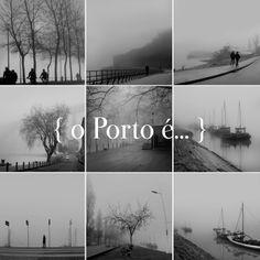 o Porto é... manhãs de prata