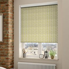 Choices Cameo Emerald Roller Blind