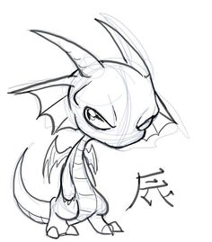 Chibi Dragon | chibi_dragon by nocturnalMoTH on deviantART: