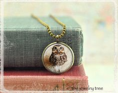 Art Photo Jewelry  Brass Pendant Necklace  by TheJewelryTree, $14.00