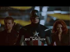 """This is so cool! The Avengers opening Buffy style! Even the """"Directed by Joss Whedon"""" part matches! :D"""