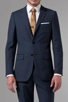 Essential Blue Suit