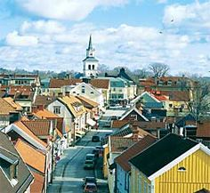 Vimmerby, Sweden, the home of Astrid Lindgren. Another stop for Merwyn and I on our May 2009 honeymoon (though we spent most of our Sweden visit in a village called Tuna!).
