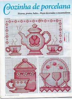 Pin By Virginia Dyer On Cross Stitch Kitchen Cross Stitch Cross Cross Stitch Kitchen, Cross Stitch Love, Cross Stitch Charts, Embroidery Thread, Cross Stitch Embroidery, Embroidery Patterns, Cross Stitching, Needlepoint, Cross Stitch Patterns